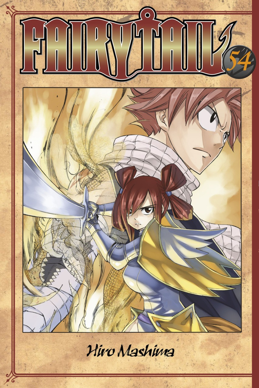 Fairy Tail, Vol. 54