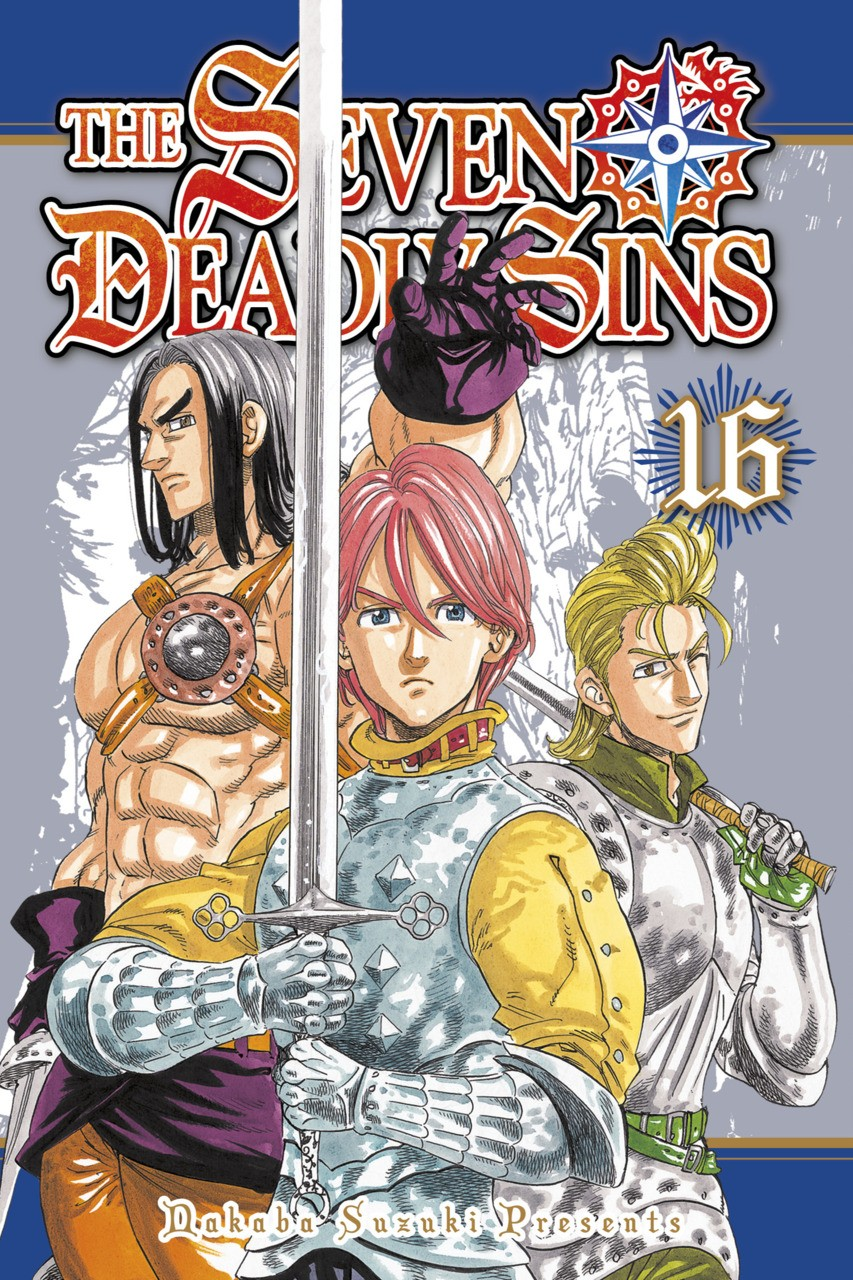 The Seven Deadly Sins, Vol. 16