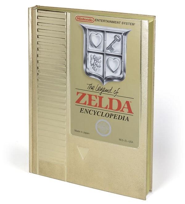 The Legend of Zelda Encyclopedia Deluxe Edition HC