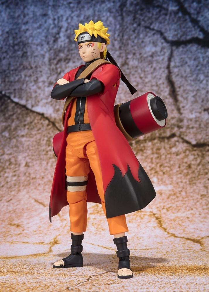 Naruto S.H.Figuarts Naruto Uzamaki Sage Mode