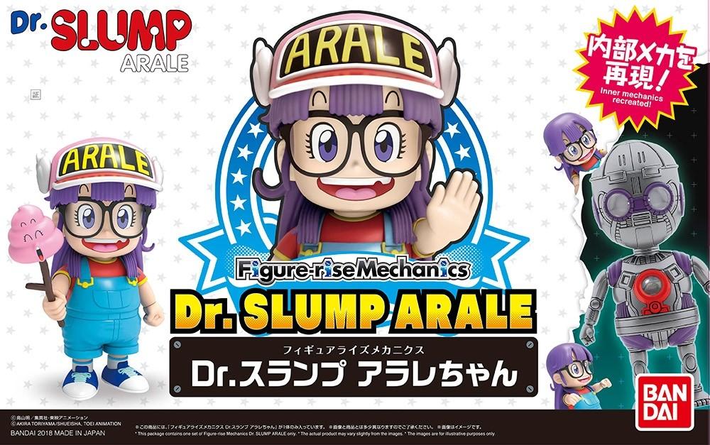 DR SLUMP FIGURE RISE ARALE