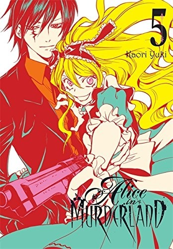 Alice in Murderland, Vol. 05
