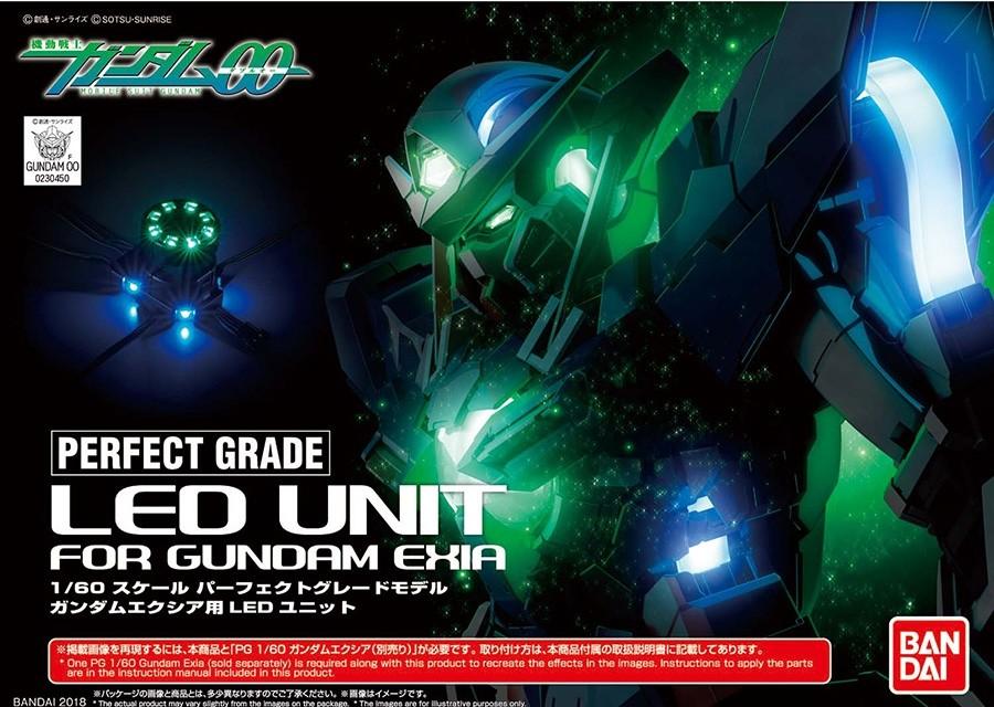 PG LED UNIT FOR GUNDAM EXIA 1/60 (ONLY)