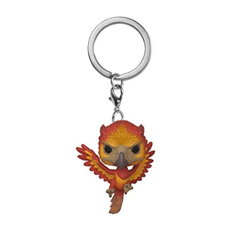 POP! Keychain: Harry Potter: Fawkes