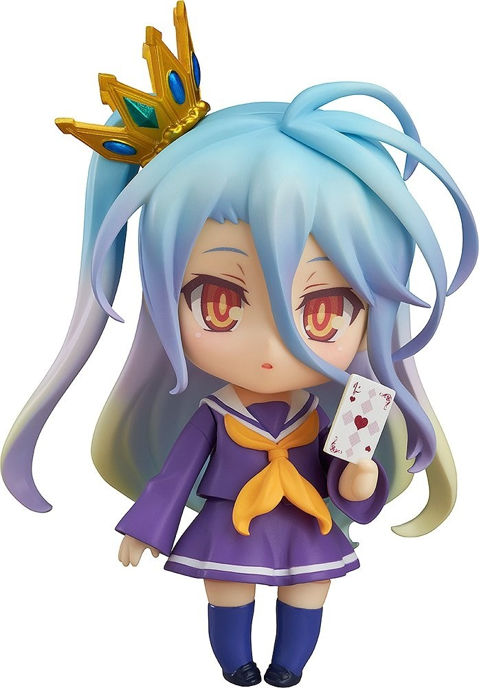 No Game No Life Nendoroid Action Figure - Shiro