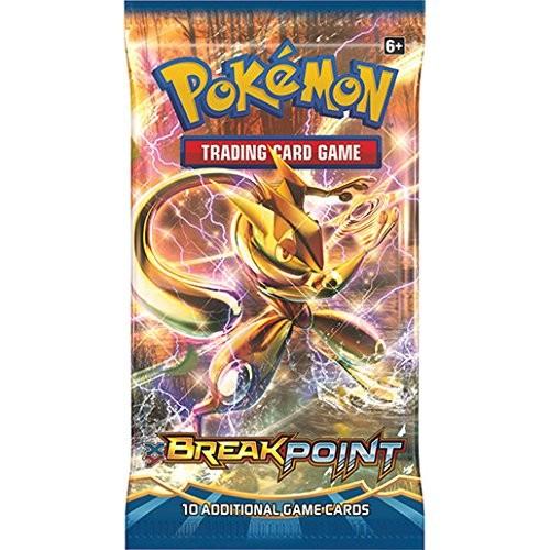 Pokemon TCG XY Break Point Booster