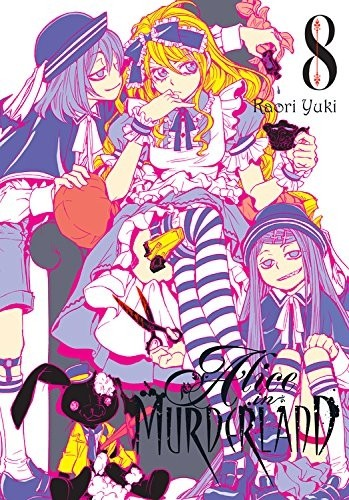 Alice in Murderland, Vol. 08