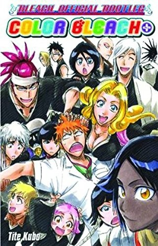 Color Bleach+: Bleach Official Bootleg by Tite Kubo