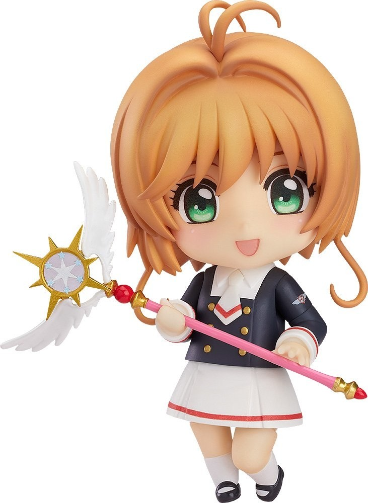 Card Captor Sakura Nendoroid Action Figure - Sakura Kinomoto Tomoeda Junior High Uniform Ver.