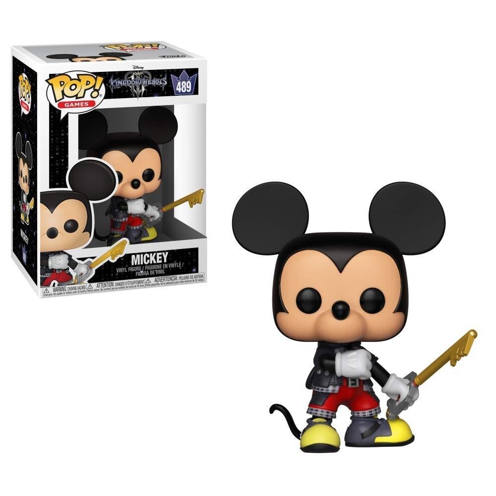 POP! Vinyl: Disney: Kingdom Hearts 3: Mickey