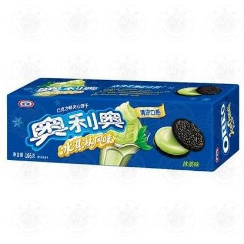 Oreo Green Tea Ice Cream