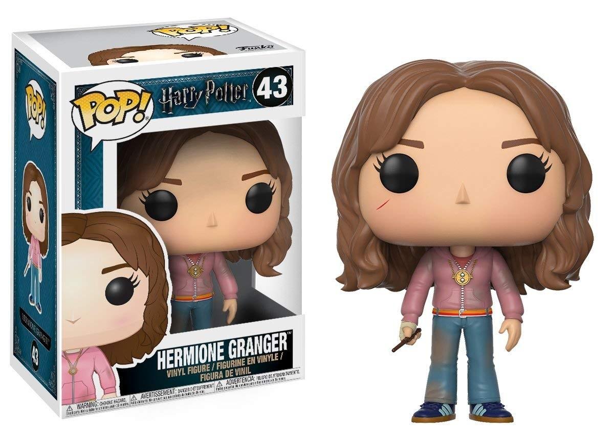 POP! Vinyl: Harry Potter: Hermione w/ Time Turner - 10 cm