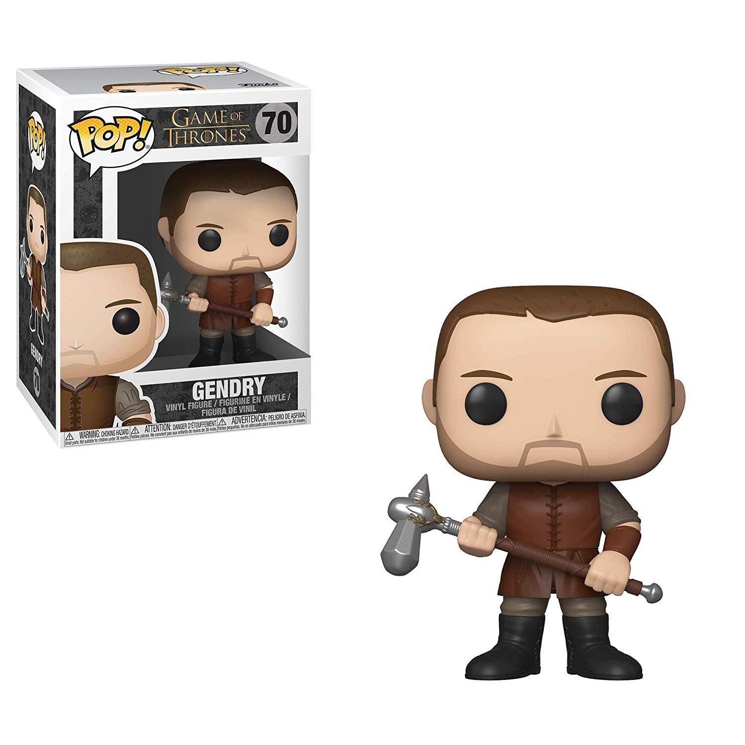 POP! Vinyl: Game of Thrones: Gendry