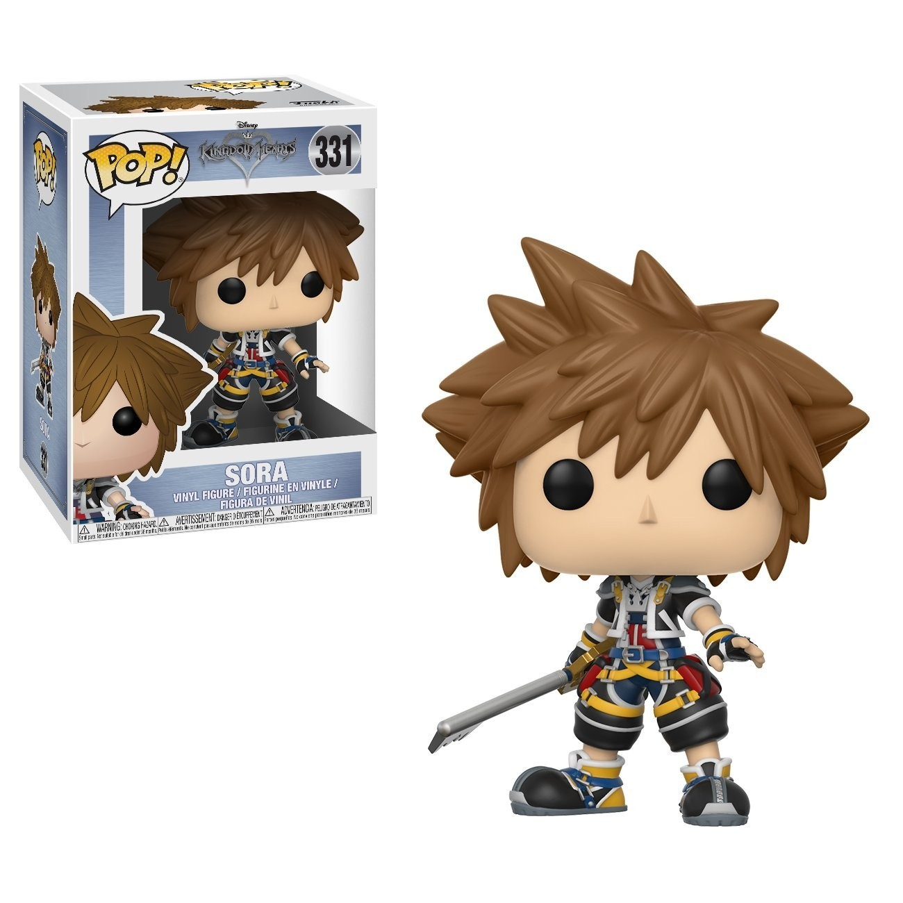 POP! Vinyl: Disney: Kingdom Hearts: Sora