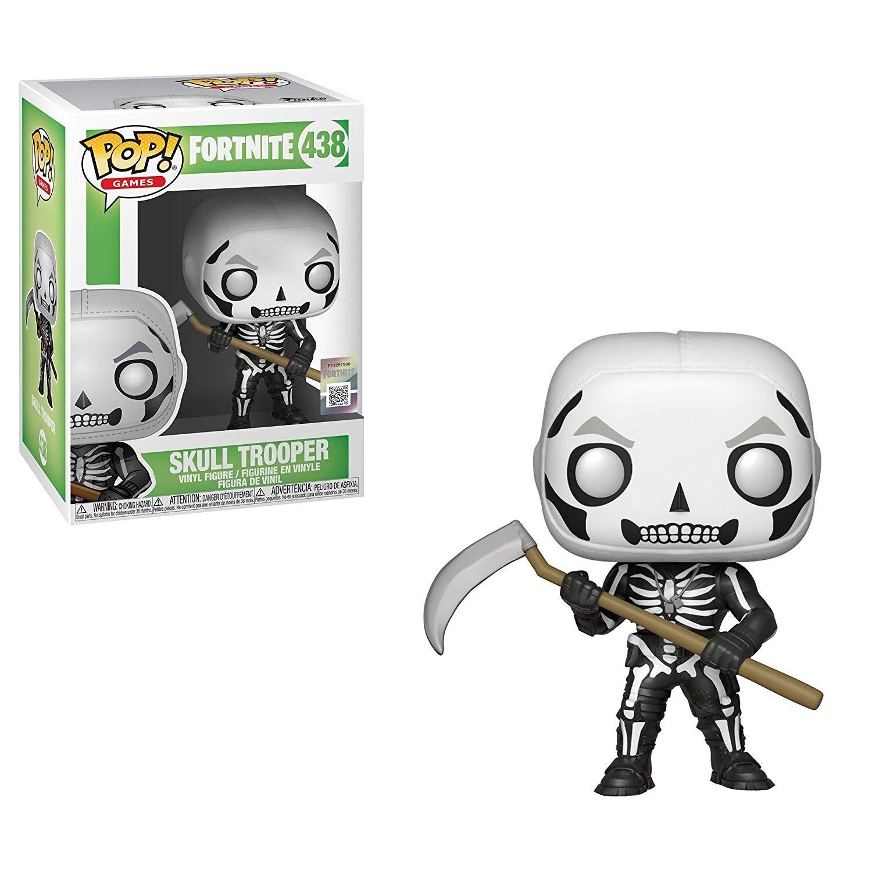 POP! Vinyl: Games: Fortnite: Skull Trooper