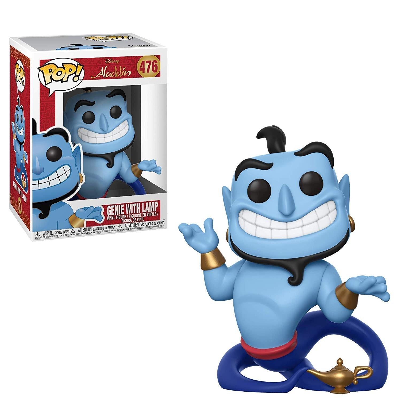 POP! Vinyl: Disney: Aladdin - Genie with Lamp
