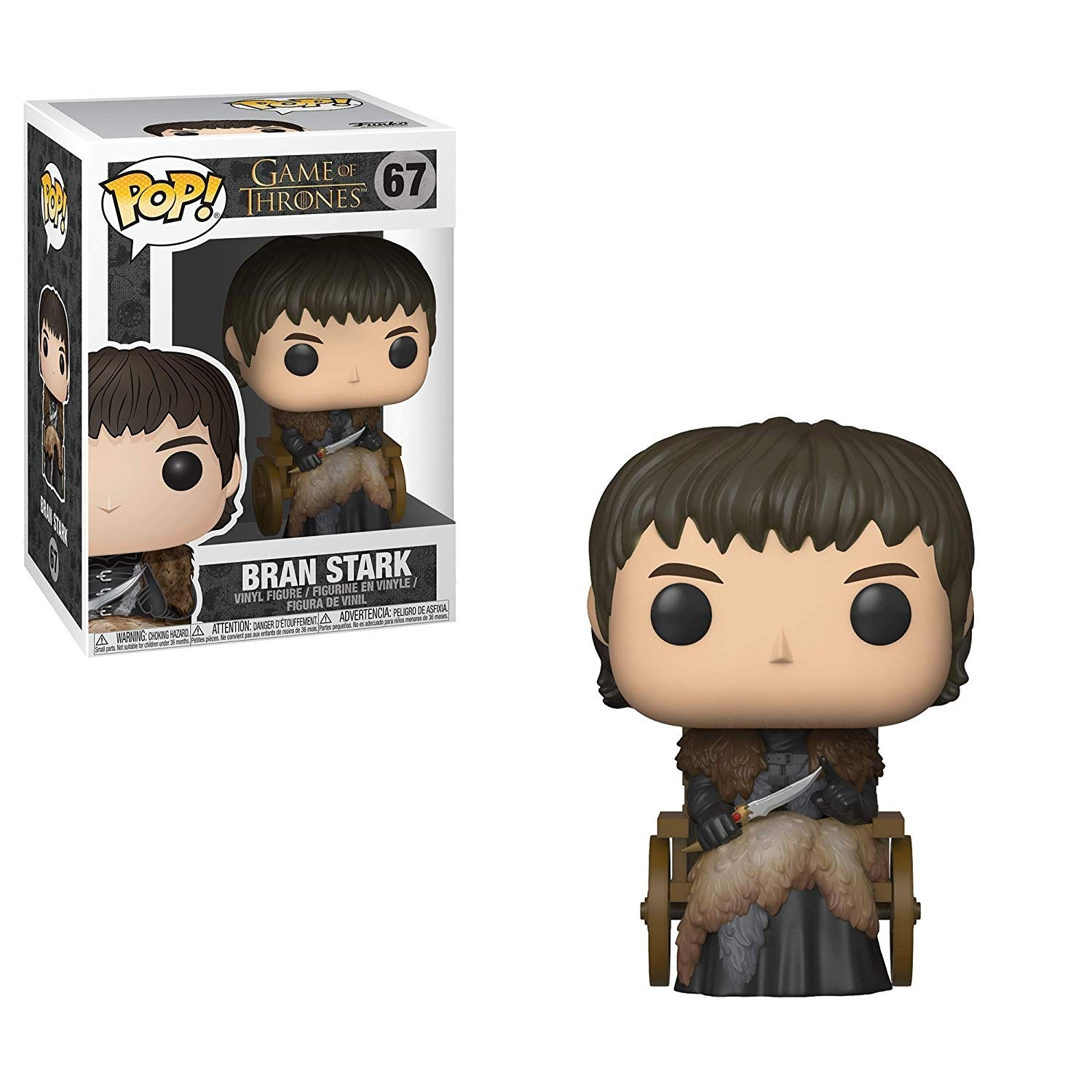 POP! Vinyl: Game of Thrones: Bran Stark in Chair