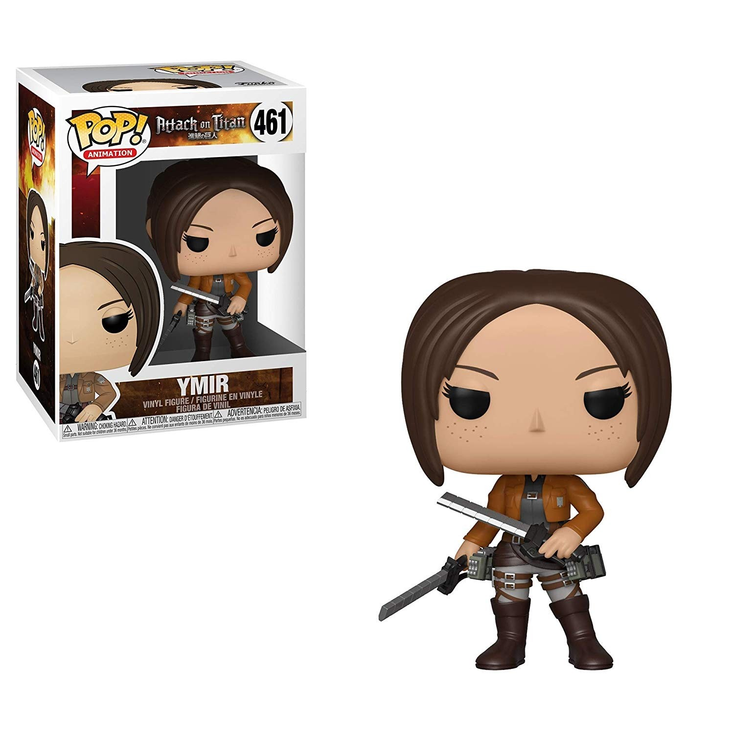 POP! Vinyl: Attack on Titan: Ymir