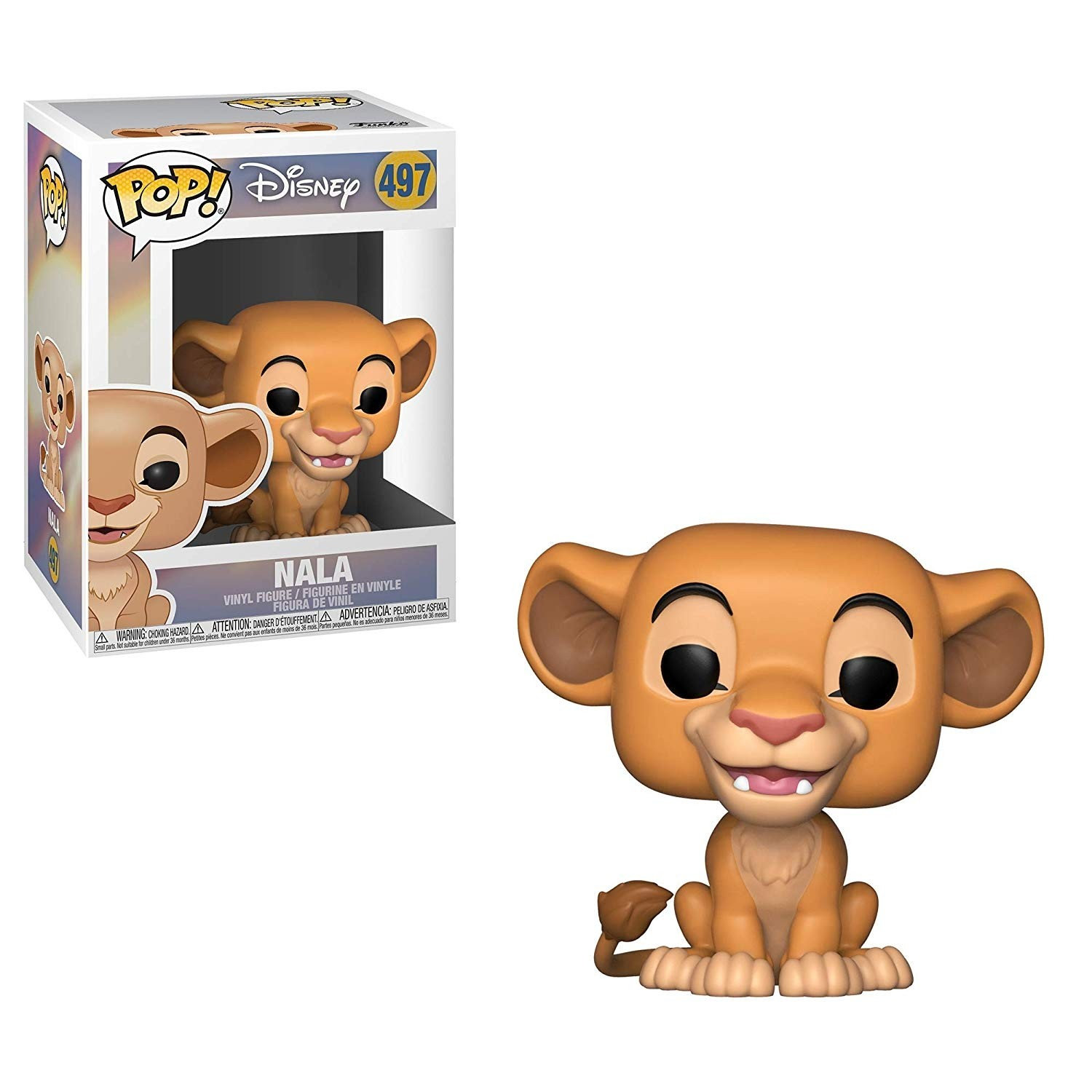 POP! Vinyl: Disney: The Lion King - Nala