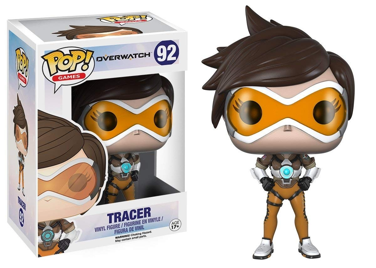 POP! Vinyl: Games: Overwatch: Tracer