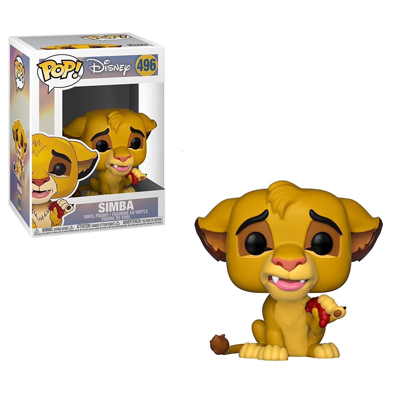 POP! Vinyl: Disney: The Lion King - Simba