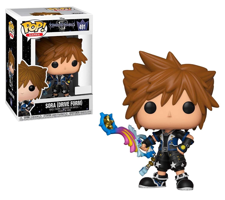 POP! Vinyl: Disney: Kingdom Hearts 3 : Sora (Drive Form)