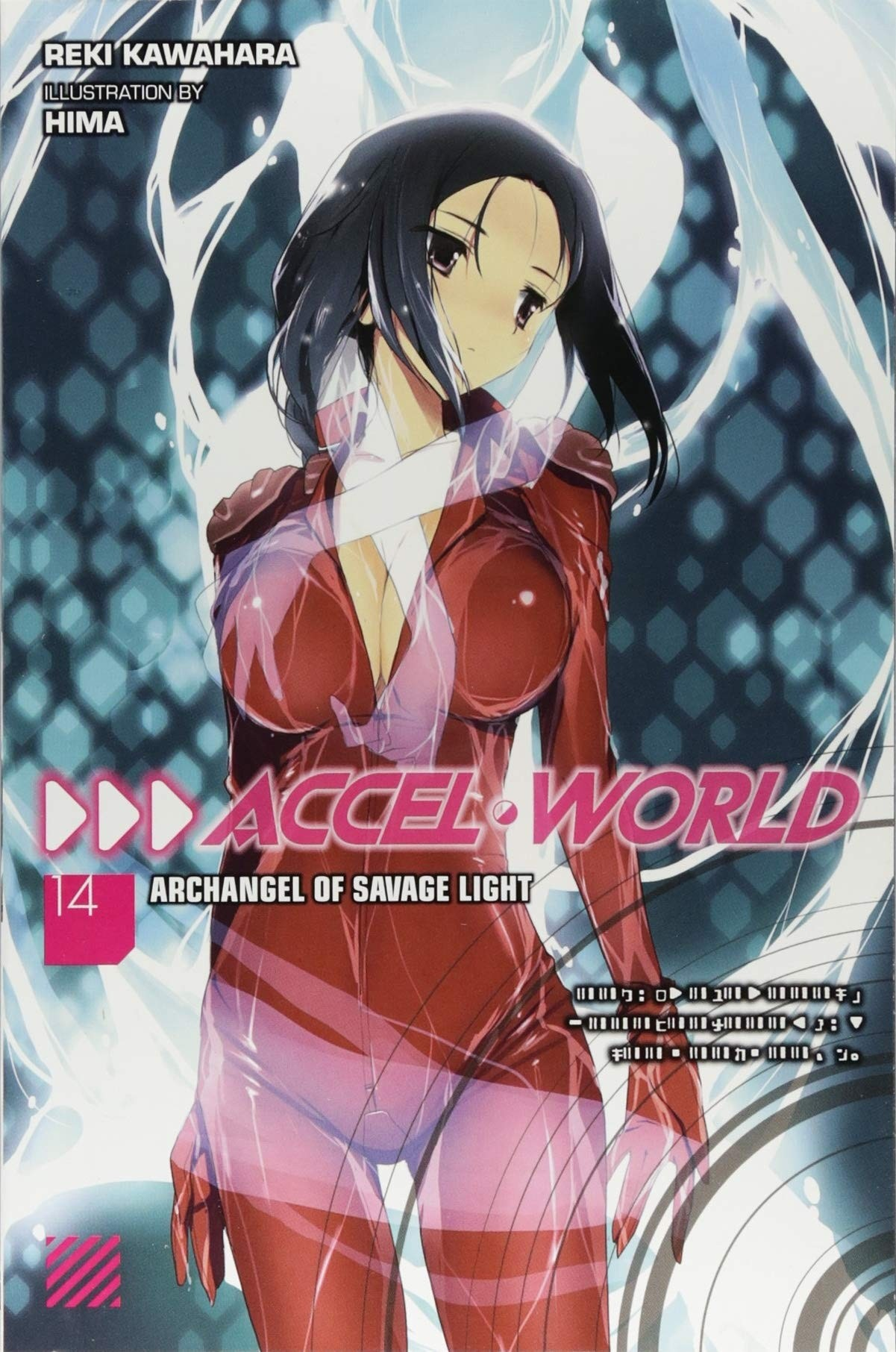 Accel World, (Light Novel) Vol. 14
