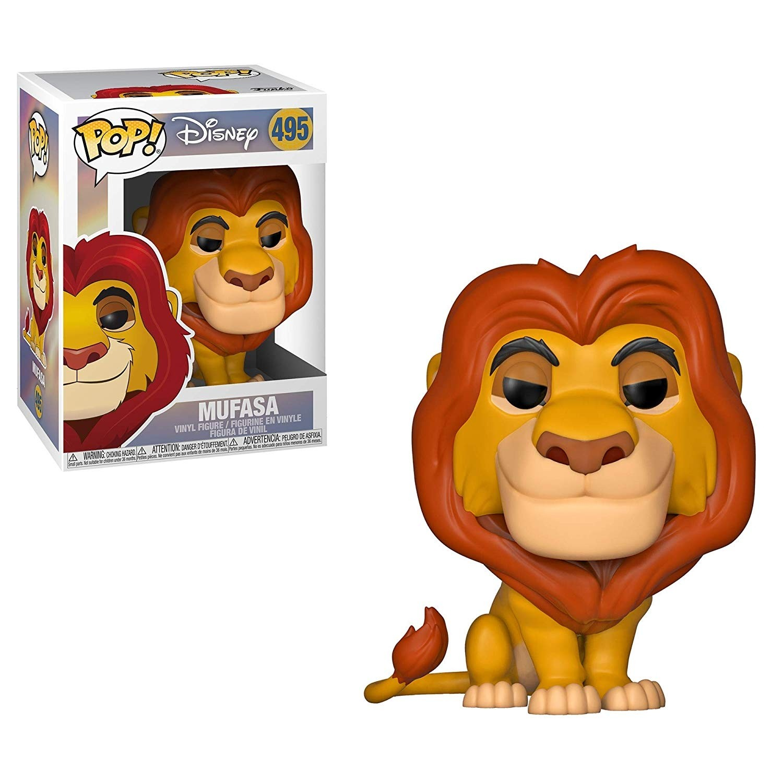 POP! Vinyl: Disney: The Lion King - Mufasa