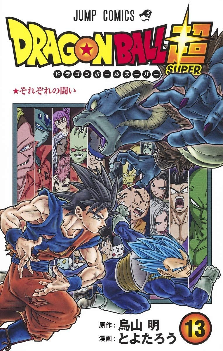 Dragon Ball Super, Vol. 13 (Japanese Import)