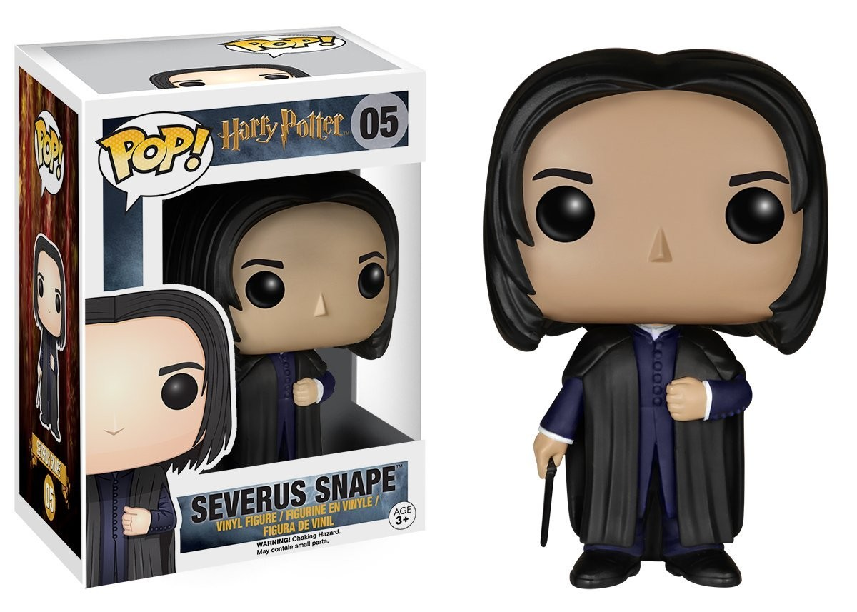POP! Vinyl: Harry Potter: Severus Snape - 10 cm