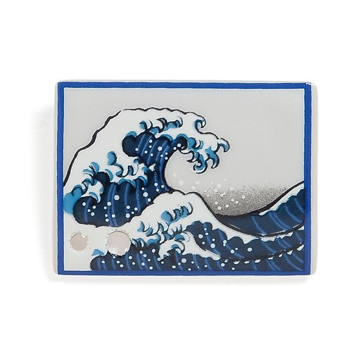 Shoyeido - Incense Holder - Nami - Great Wave
