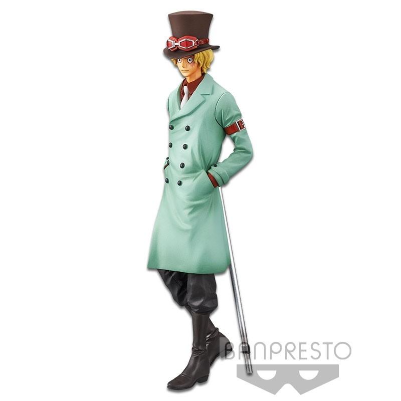 One Piece Figure Stampede Movie DXF The Grandline Men Vol. 2 Sabo