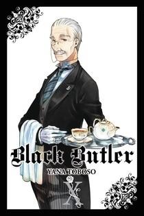 Black Butler, Vol. 10