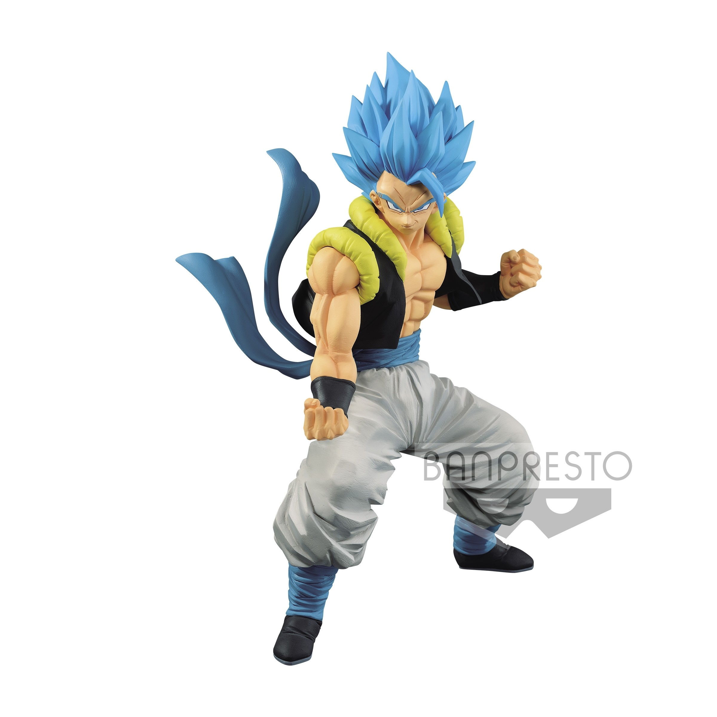 Dragon Ball Super Figure Super Saiyan God Super Saiyan Gogeta Dokkan Battle