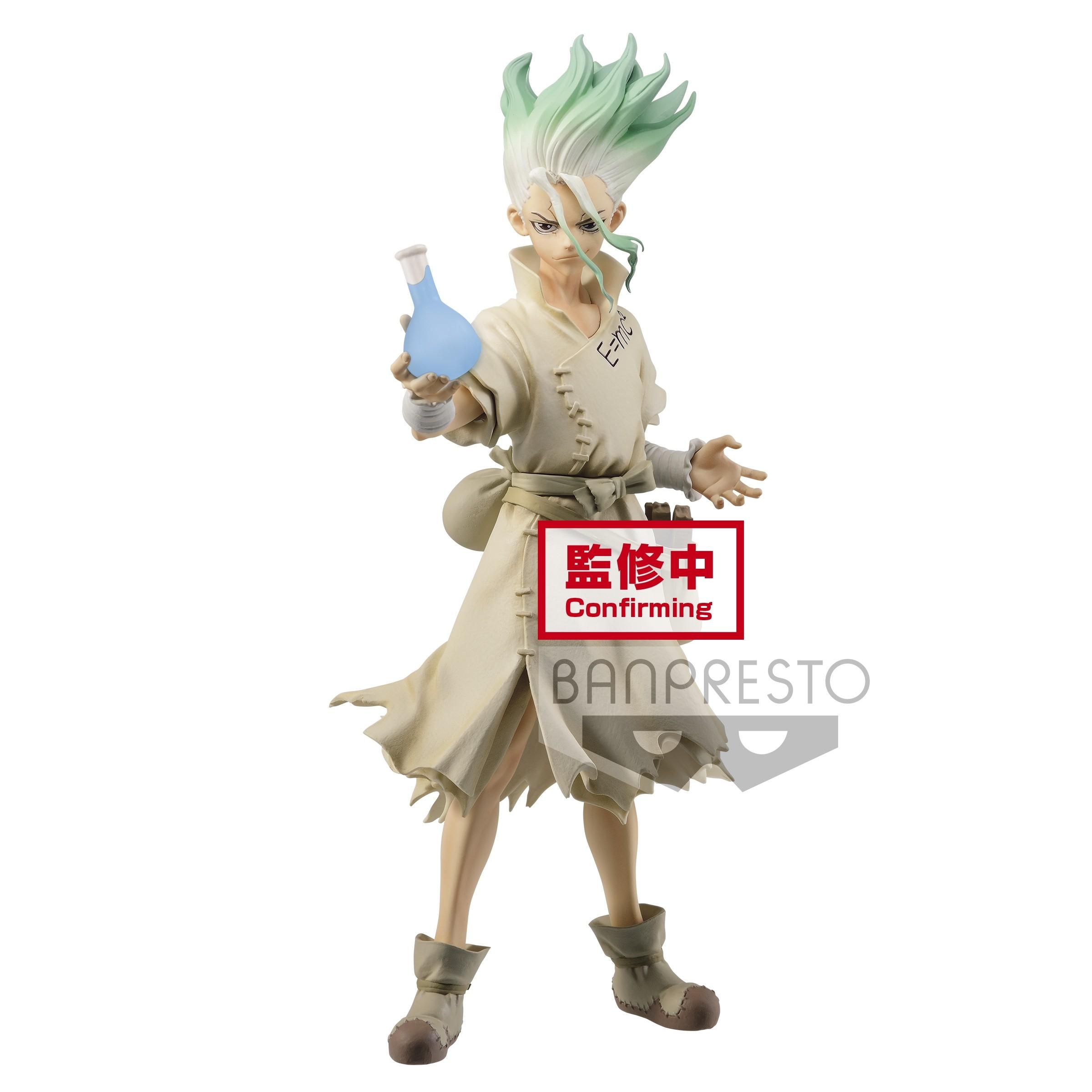 Dr. STONE Figure Stone World Senku Ishigami