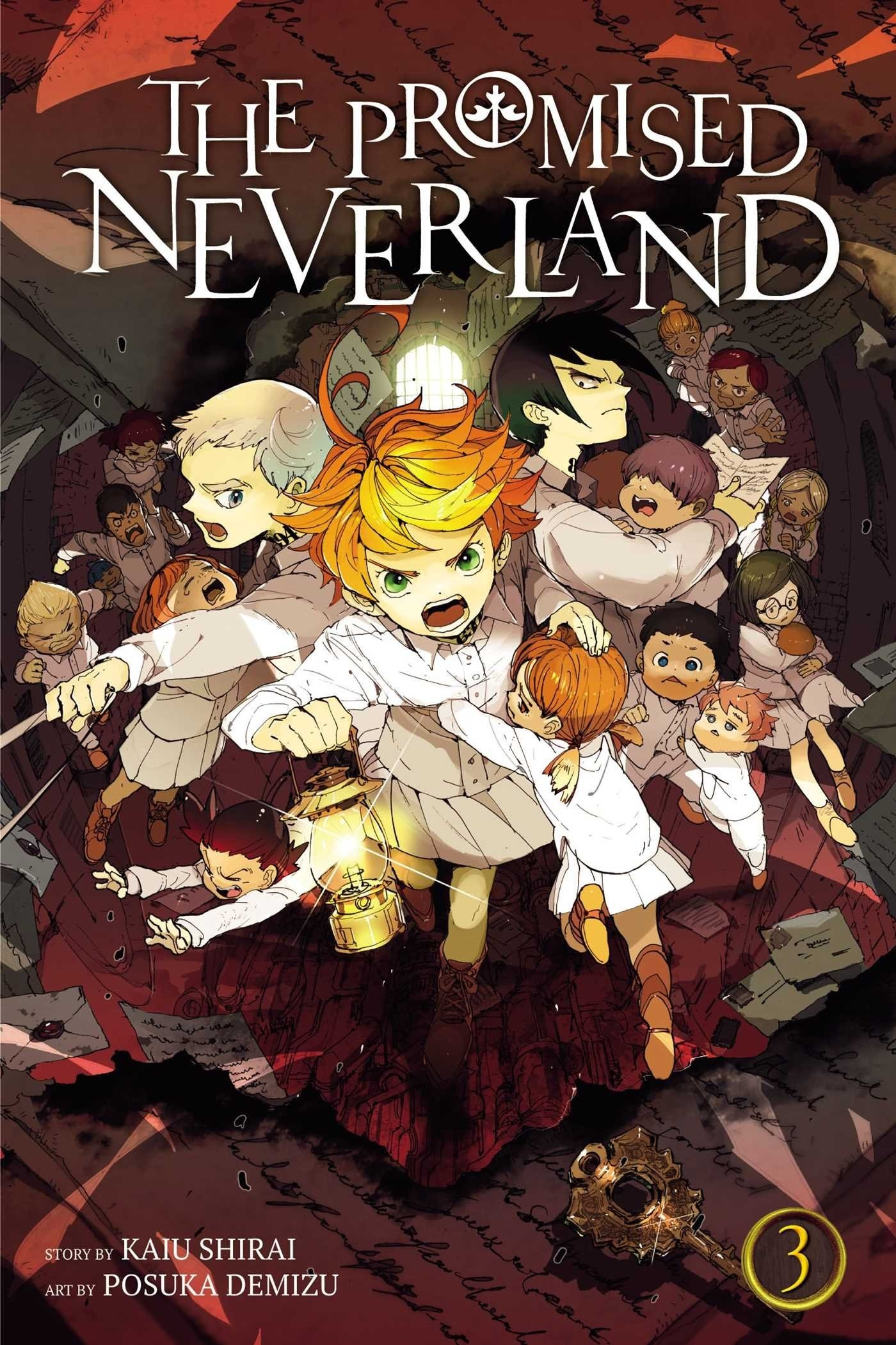 The Promised Neverland, Vol. 03