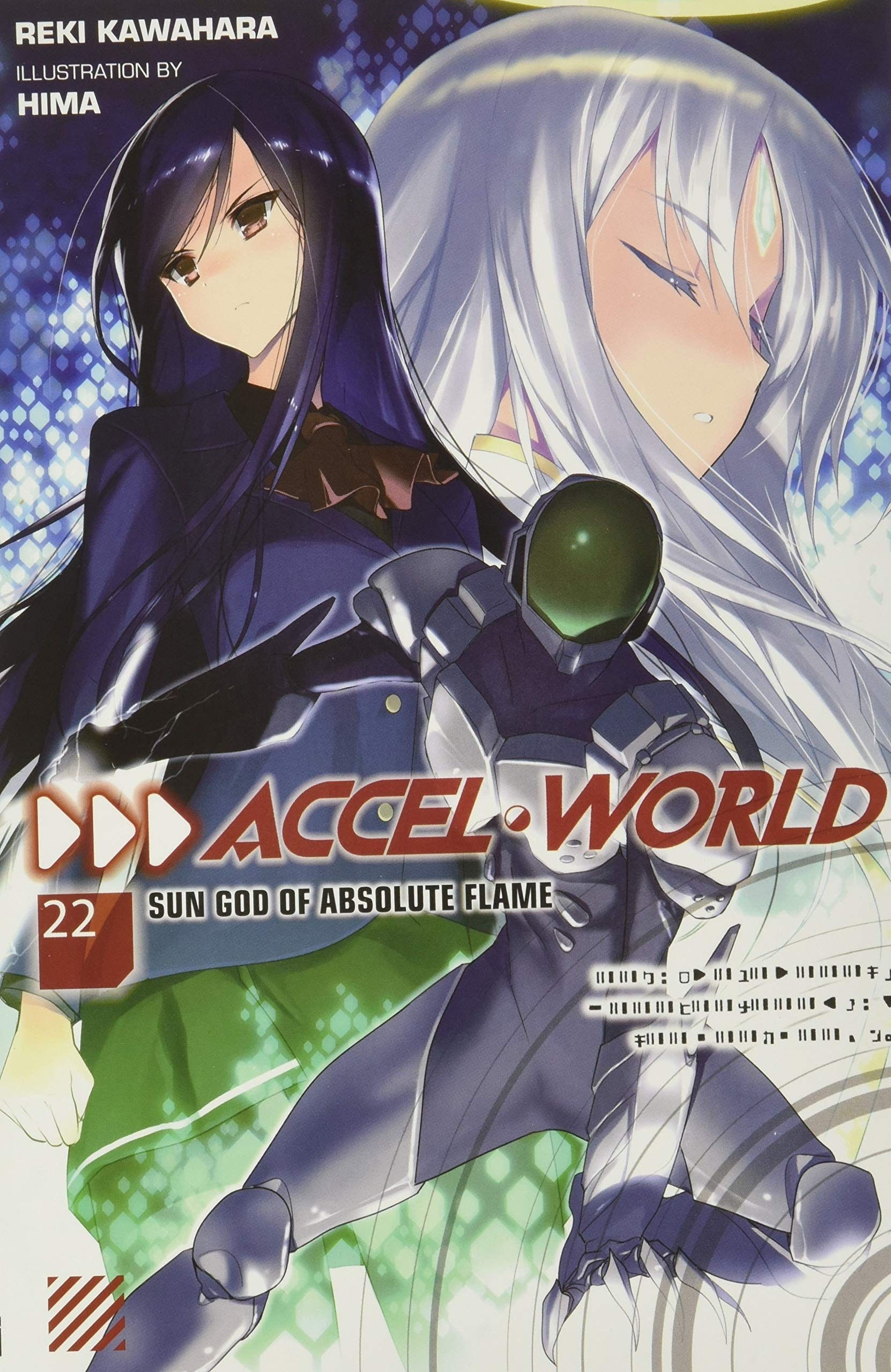 Accel World, (Light Novel) Vol. 22