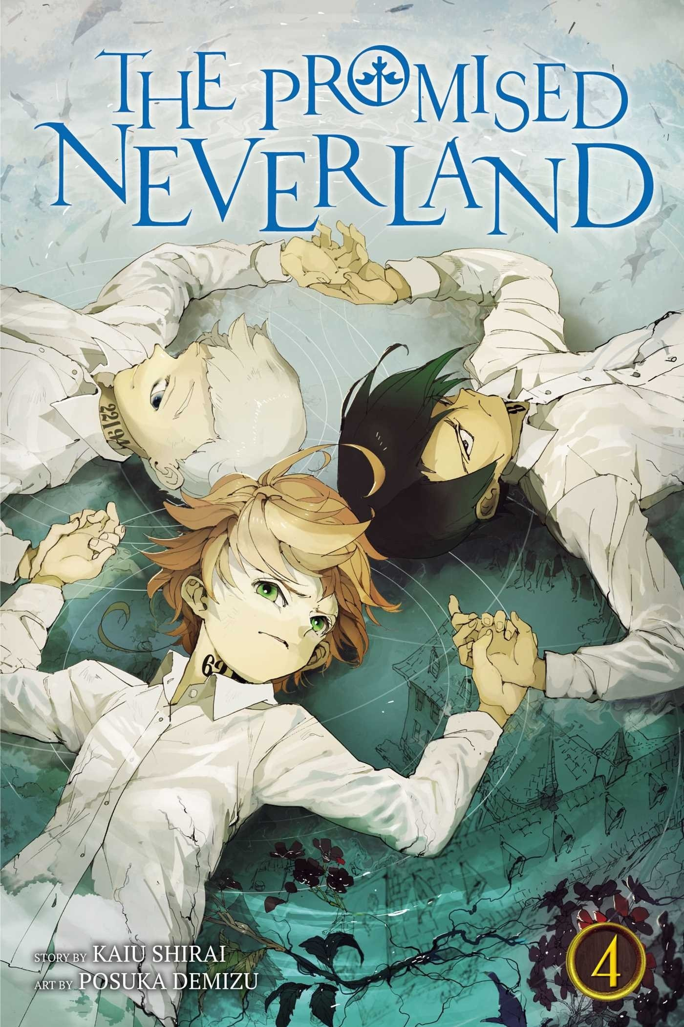 The Promised Neverland, Vol. 04