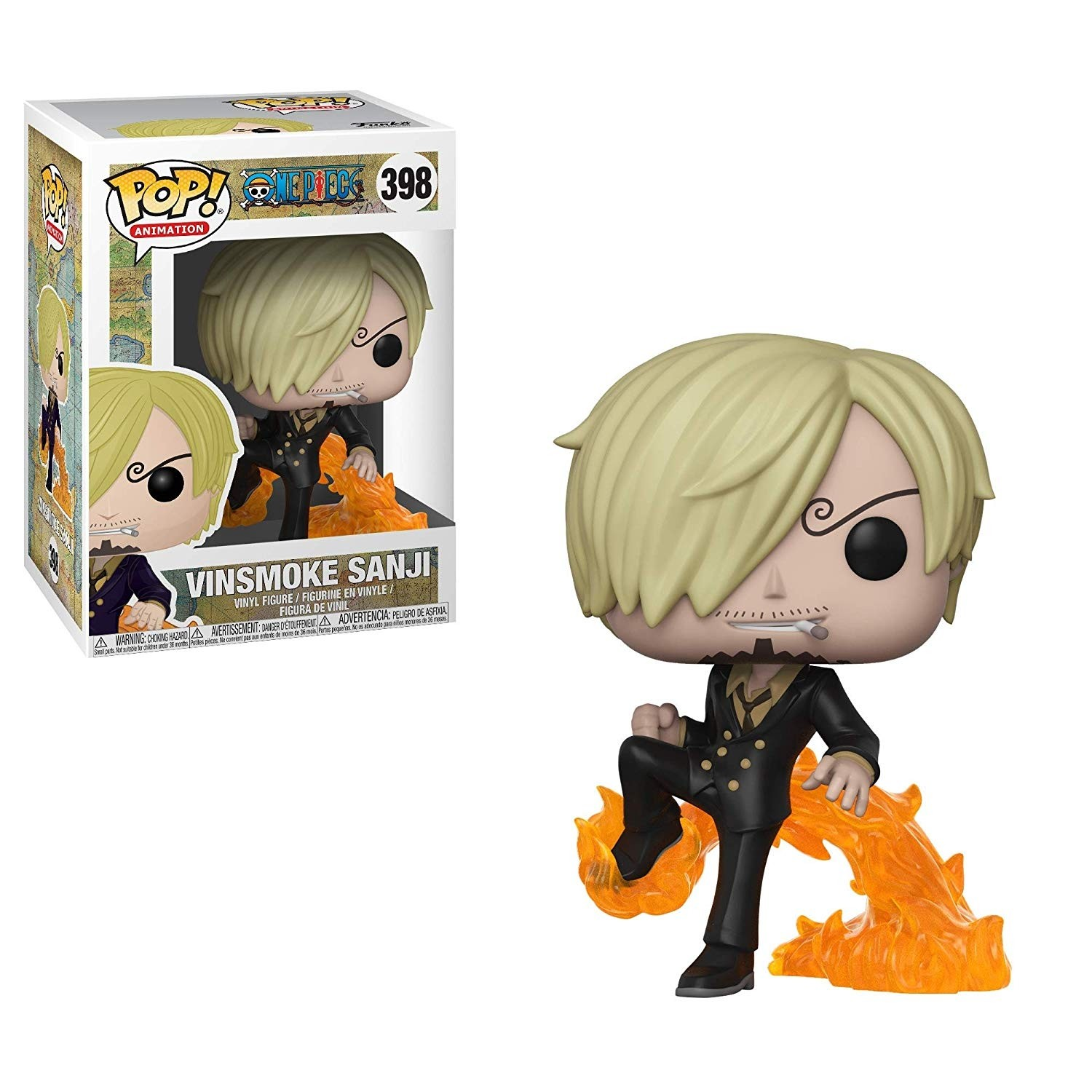 POP! Vinyl: One Piece: Vinsmoke Sanji (Fishman)