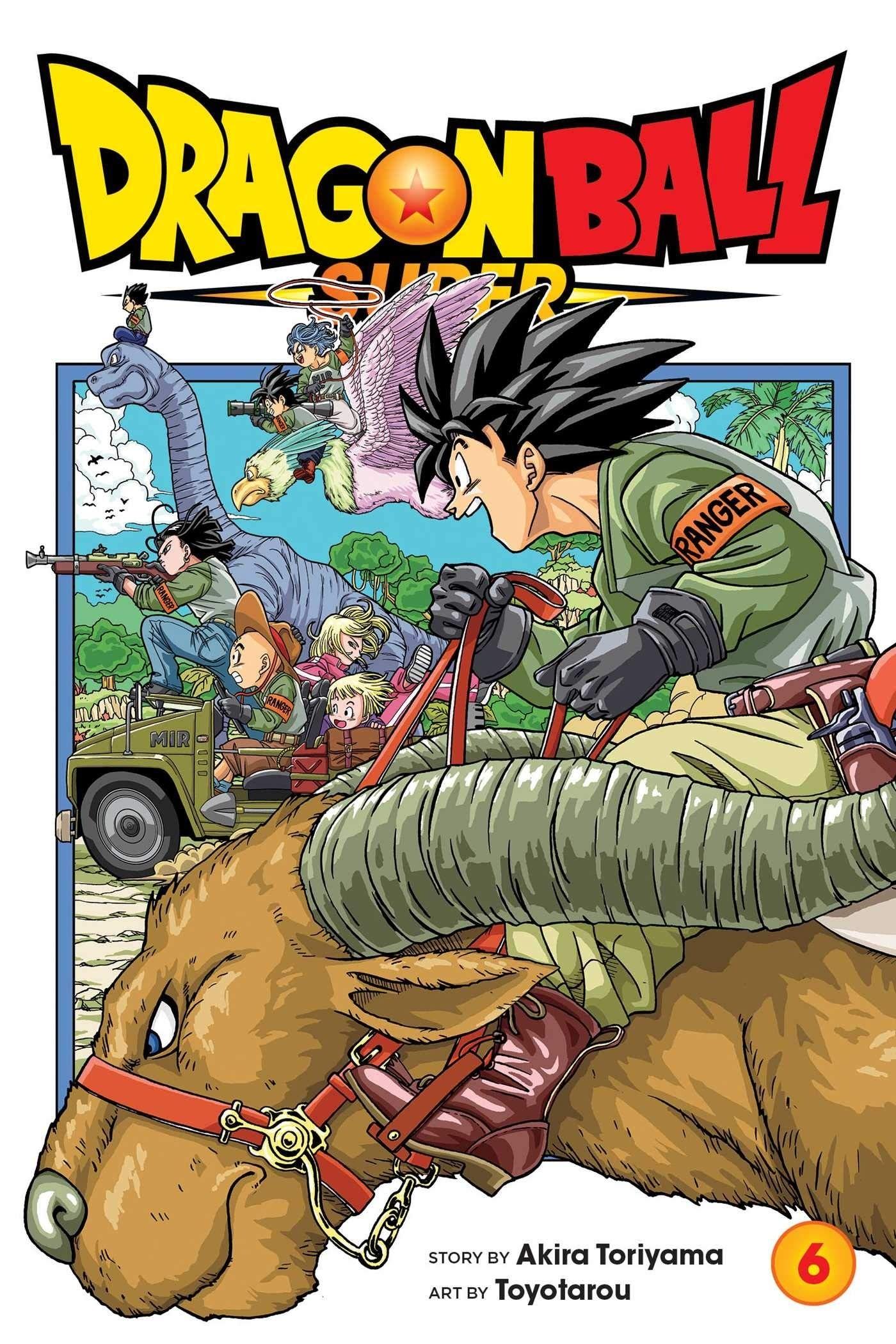 Dragon Ball Super, Vol. 06