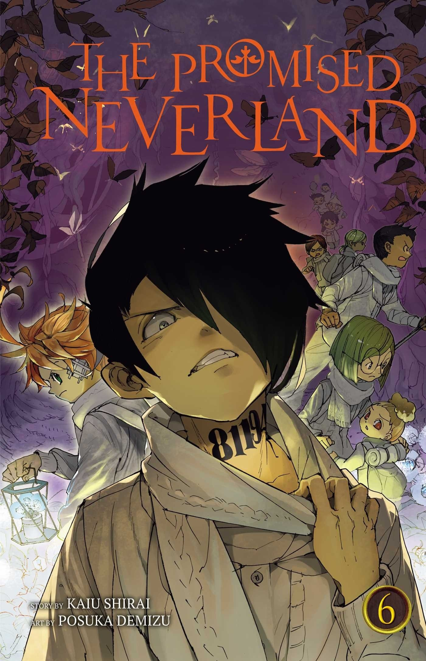 The Promised Neverland, Vol. 06