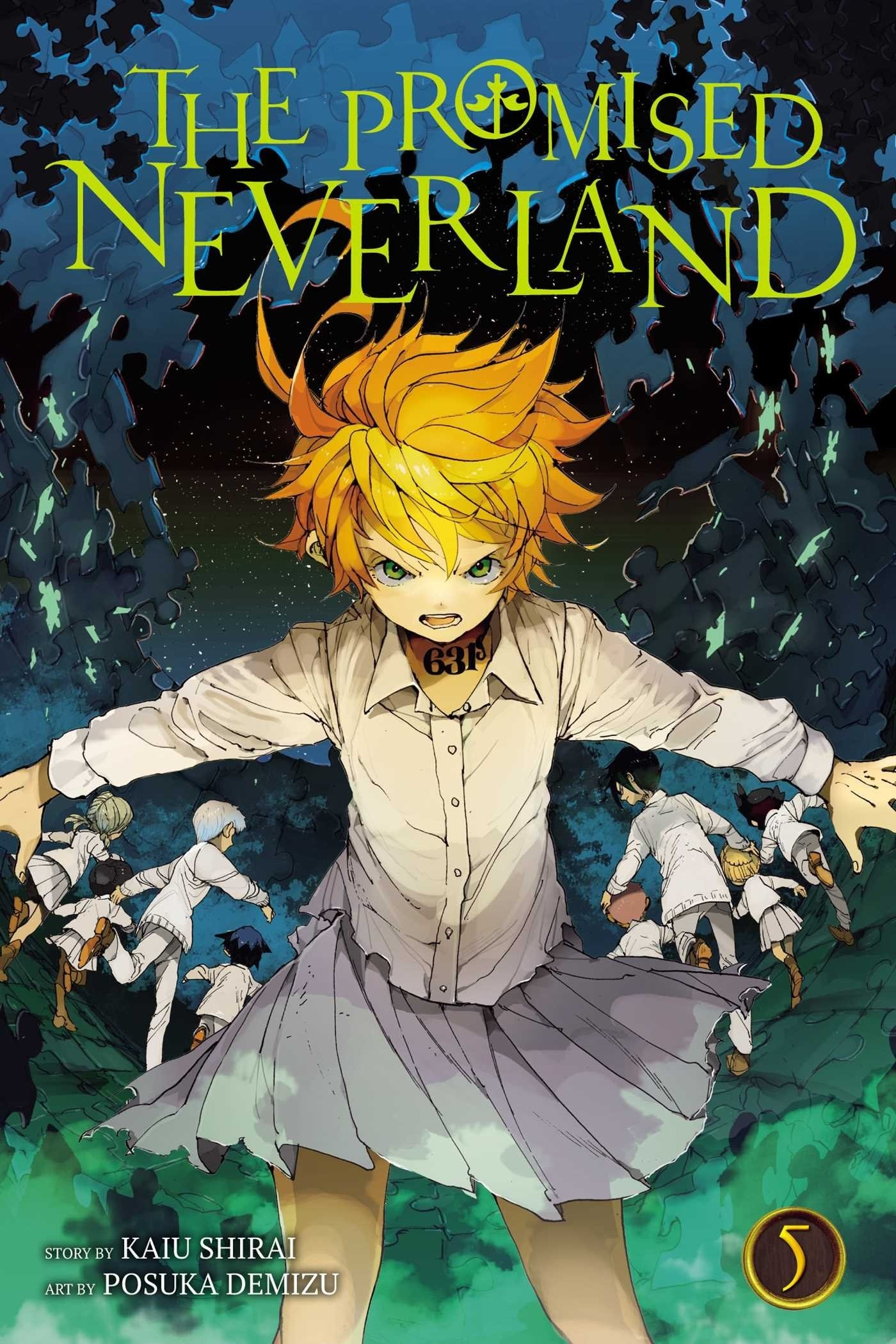 The Promised Neverland, Vol. 05