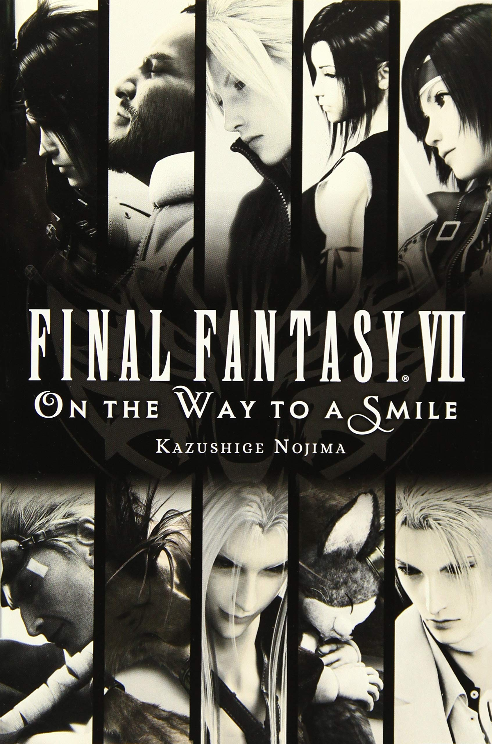 Final Fantasy VII: On the Way to a Smile (Light Novel)
