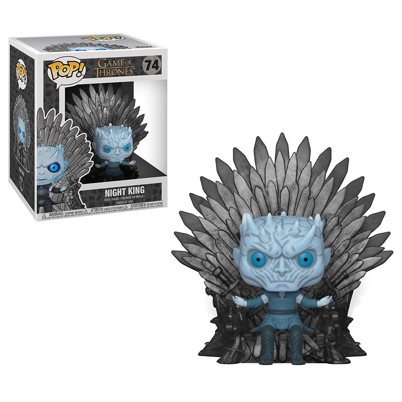 POP! Vinyl: Game of Thrones: Night King Sitting on Throne