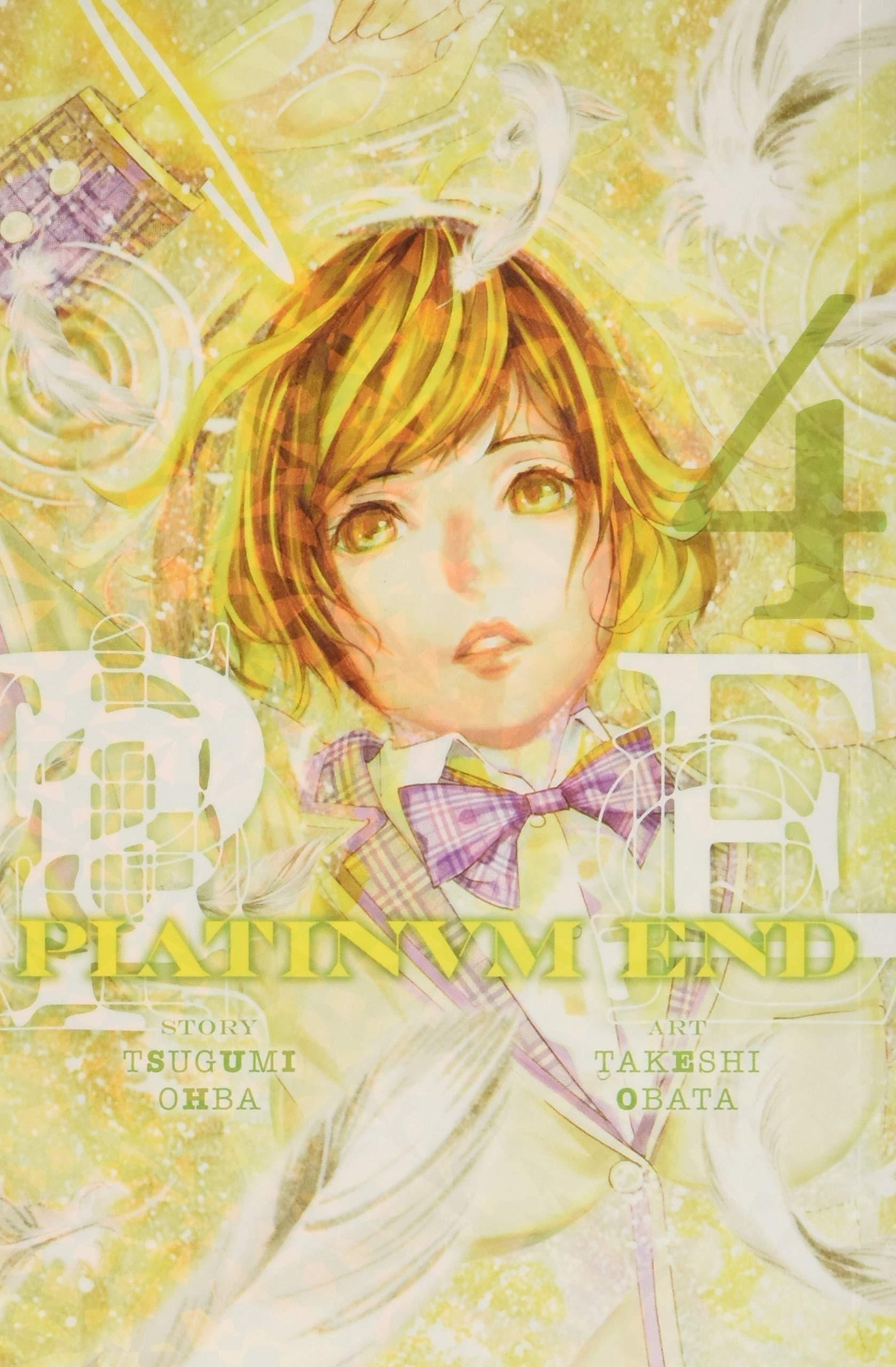Platinum End, Vol. 04