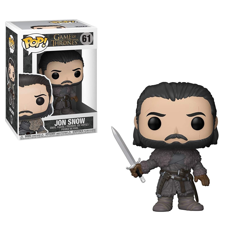POP! Vinyl: Game of Thrones: Jon Snow (Beyond the Wall)