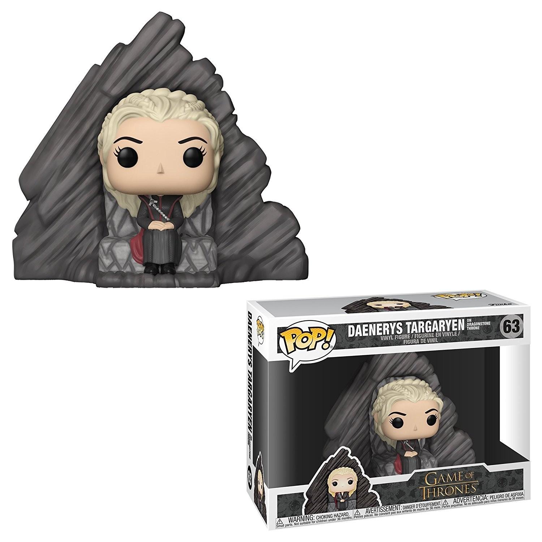 POP! Vinyl: Game of Thrones: Daenerys on Dragonstone Throne