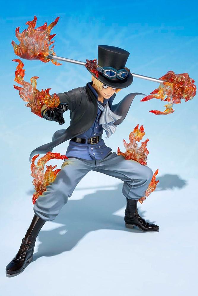 One Piece - Zero Sabo 5th Ann 15 cm