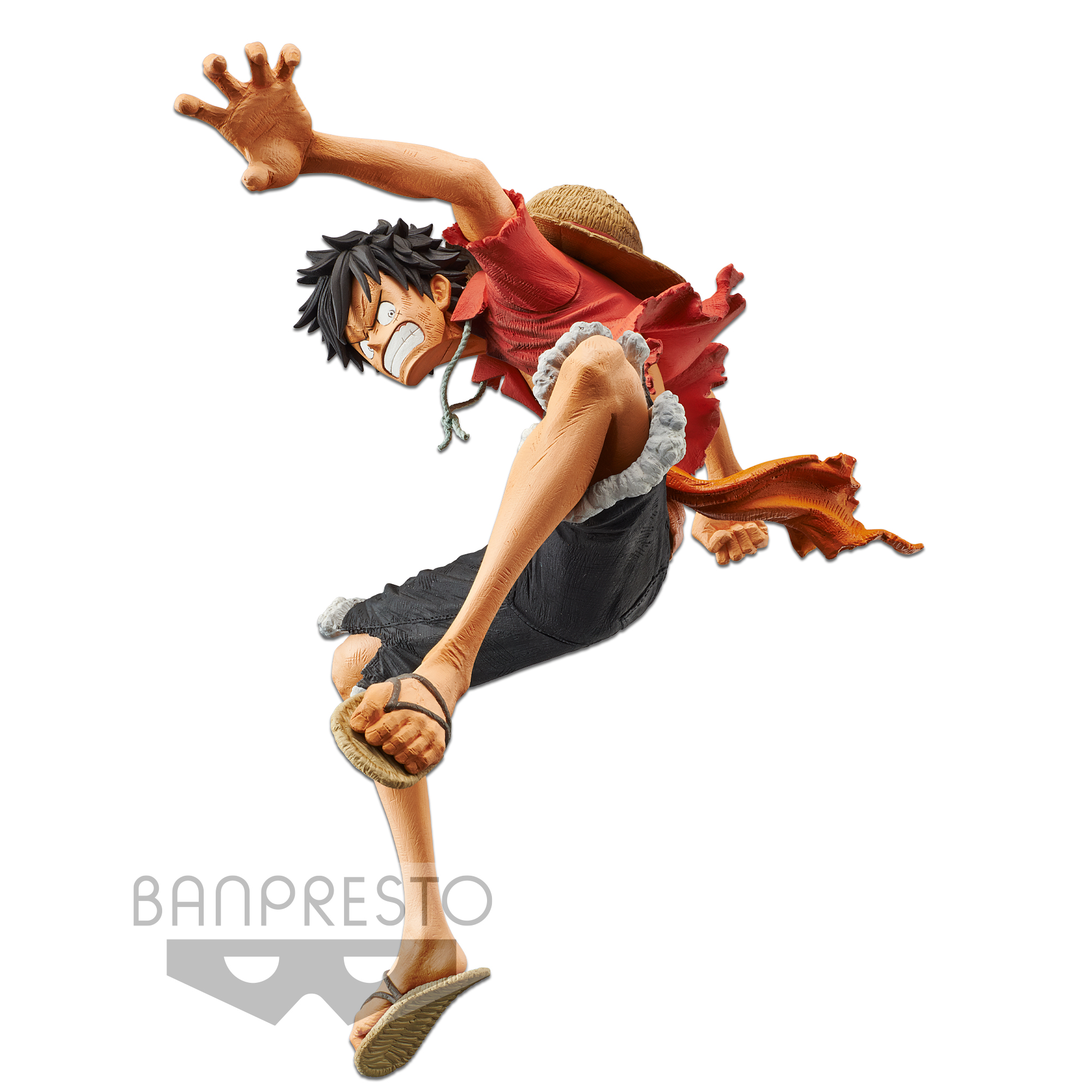 One Piece Figure Stampede Movie King of Artist The Monkey D. Luffy