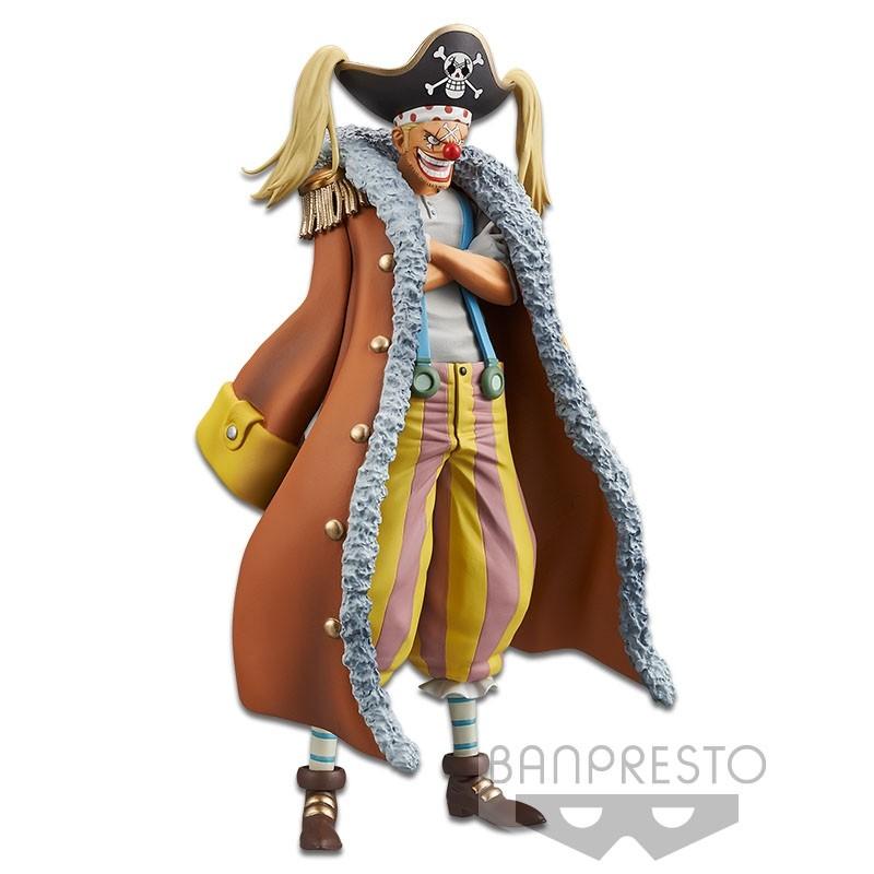 One Piece Figure Stampede Movie DXF The Grandline Men Vol. 6 Buggi